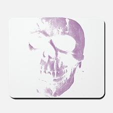 Purple Skull Mousepad