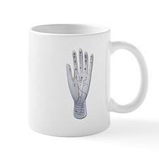 Palm Reading Model Mug