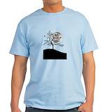 Autumn Mens Light T-shirts