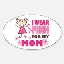 Wear Pink 4 Mom Decal