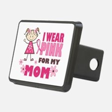 Wear Pink 4 Mom Hitch Cover