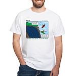 Kayaking Adventure White T-Shirt