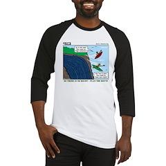 Kayaking Adventure Baseball Jersey