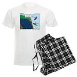 Kayaking Adventure Men's Light Pajamas