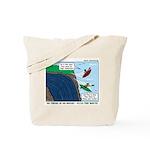 Kayaking Adventure Tote Bag