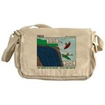 Kayaking Adventure Messenger Bag