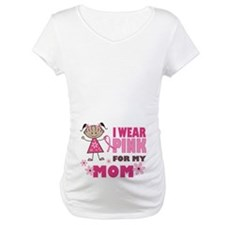 Wear Pink 4 Mom Shirt