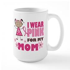 Wear Pink 4 Mom Mug