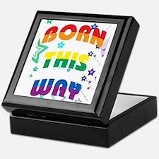 Born This Way Keepsake Box