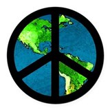Peace Car Magnets