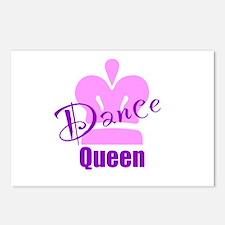 Dance Queen Postcards (Package of 8)