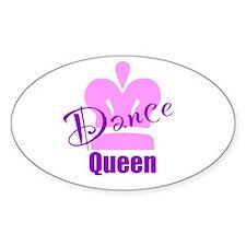 Dance Queen Decal