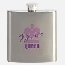 Dance Queen Flask
