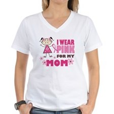 Wear Pink 4 Mom Shirt