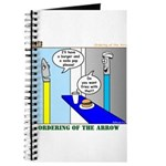Ordering of the Arrow Journal