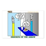 Ordering of the Arrow Postcards (Package of 8)