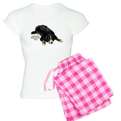 Berner Rug Pose - Women's Light Pajamas