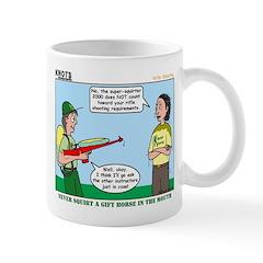 Rifle Shooting Mug