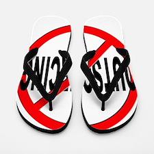 Anti / No Outsourcing Flip Flops
