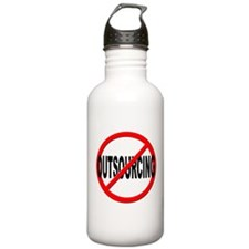Anti / No Outsourcing Water Bottle