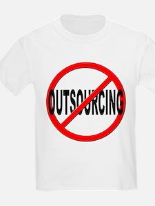 Anti / No Outsourcing T-Shirt