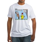 Model Building Fitted T-Shirt