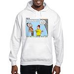 Model Building Hooded Sweatshirt