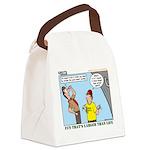 Model Building Canvas Lunch Bag