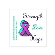Stop Domestic Violence and Sexual Assault Square S