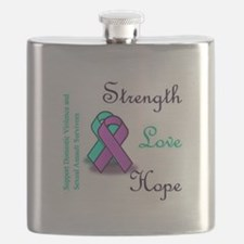 Stop Domestic Violence and Sexual Assault Flask