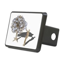 Taking Money from Money Tree Hitch Cover