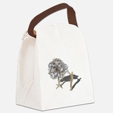 Taking Money from Money Tree Canvas Lunch Bag