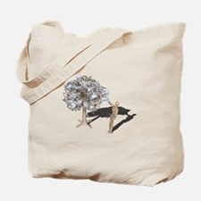 Taking Money from Money Tree Tote Bag