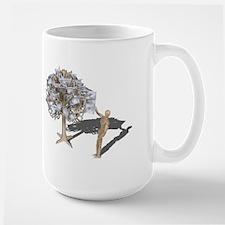 Taking Money from Money Tree Mug