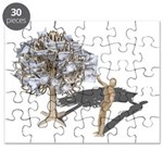 Taking Money from Money Tree Puzzle