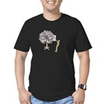 Taking Money from Money Tree Men's Fitted T-Shirt