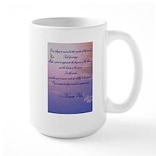 GRATITUDE POEM Mug