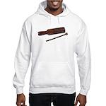 RythmStick070112.png Hooded Sweatshirt