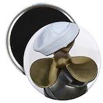 Sailor Hat and Propeller Magnet