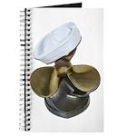 Sailor Hat and Propeller Journal