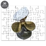 Sailor Hat and Propeller Puzzle