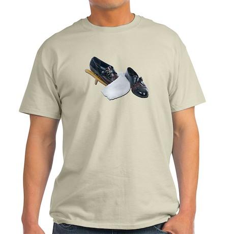 Shoe Shine and Wedge Light T-Shirt