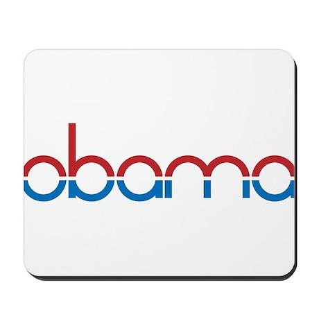 Pro Barack Obama 2012 Mousepad
