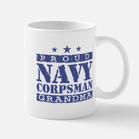 Navy Corpsman Grandma Mug