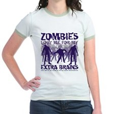Zombies Love Me T
