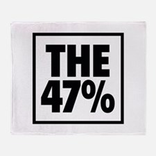 The 47 Percent Throw Blanket