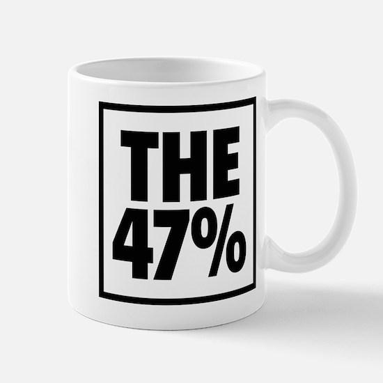The 47 Percent Mug
