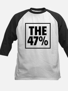 The 47 Percent Kids Baseball Jersey