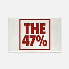 The 47 Percent Rectangle Magnet