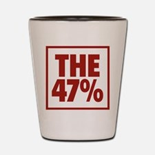 The 47 Percent Shot Glass